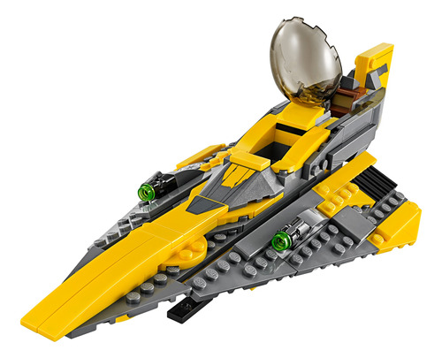 lego star wars anakin's jedi starfighter 75214
