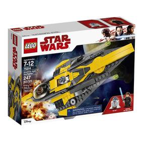 75214 Jedi Star Anakin's Modelo Lego Wars Starfighter TOPZiukX