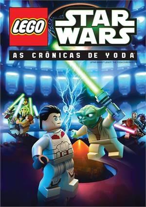Lego Star Wars As Cronicas De Yoda Dvd Desenho R 32 89 Em