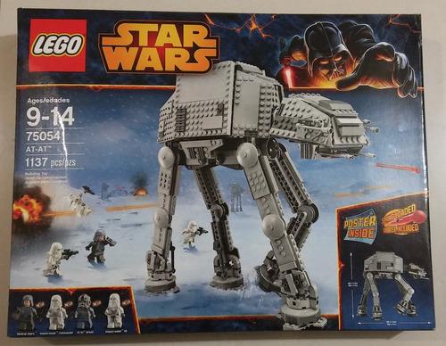 lego star wars at at 75054