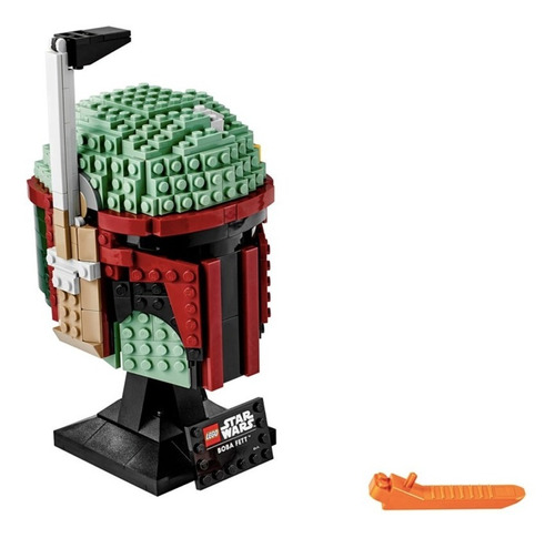 lego star wars casco de boba fett 75277
