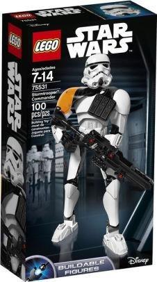 lego star wars, comandante stormtrooper