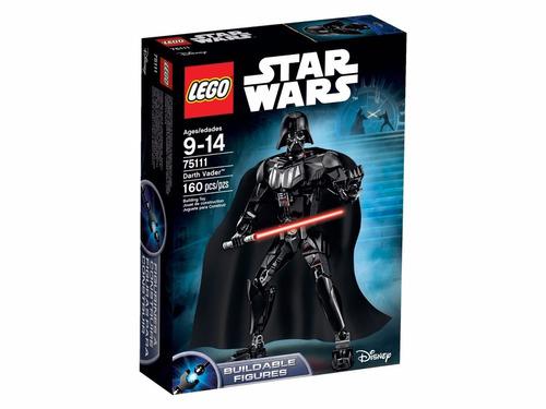 lego star wars: darth vader figura articulada