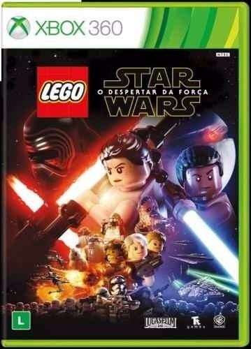 lego star wars despertar da força 100% em português xbox 360
