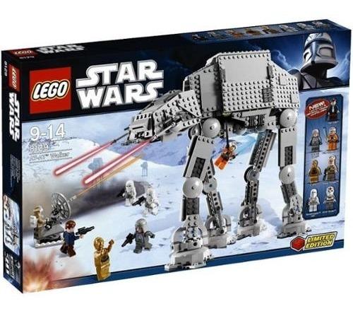 lego star wars el imperio pulsa back at-at walker set #8129
