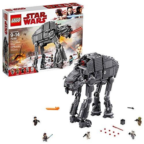 lego star wars episode viii first order heavy assault walker