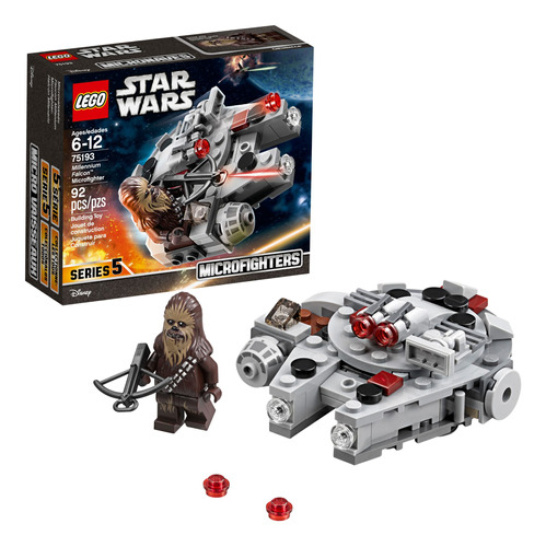 lego star wars falcon microfighter 75193