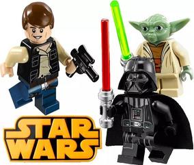 Star Figura Lego Niño Wars Con Accesorios Muñeco Juguete Yf76gbyv