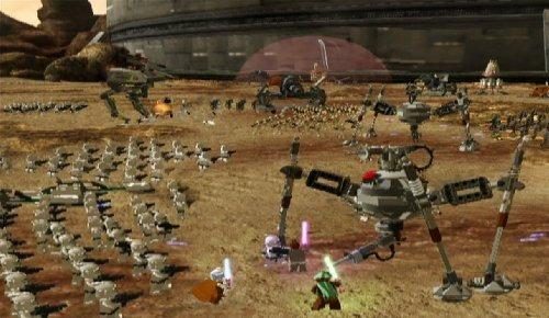 lego star wars iii: las guerras clon - nintendo wii