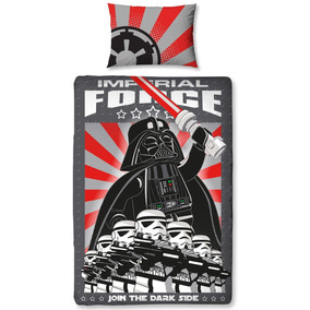 Funda Nordica Lego Star Wars.Lego Star Wars Imperial Funda Nordica Individual Y Funda De