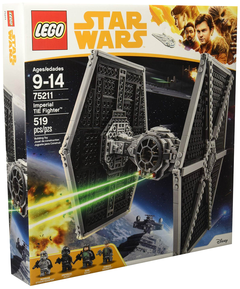 Imperial TIE Fighter Lego 75211 Star Wars