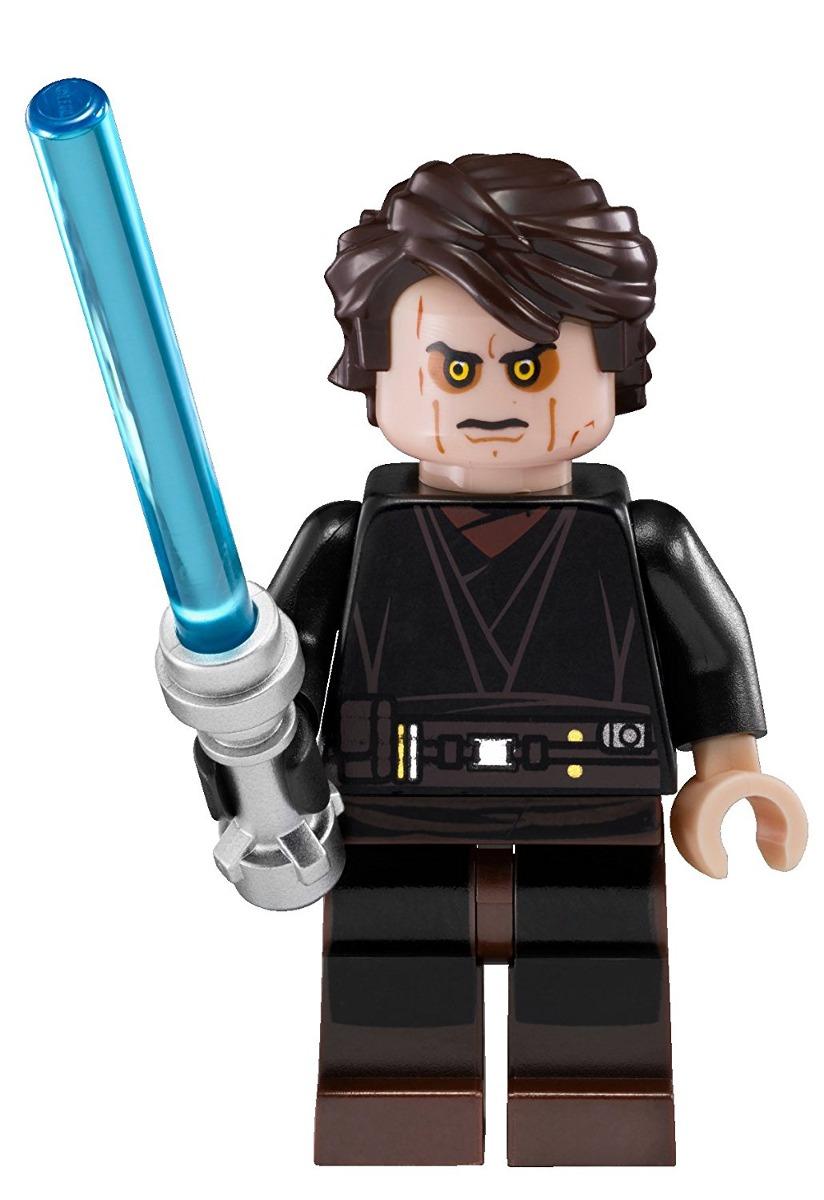 Anakin Skywalker Minifigura Juguete Bloques Aprendiz Sith Star Wars Lego Nuevo