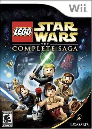 lego star wars: la saga completa - nintendo wii