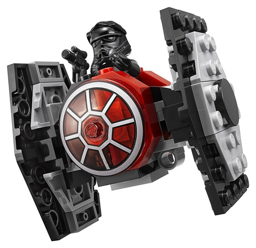 lego star wars microfighter serie 5 91 piezas (7074)