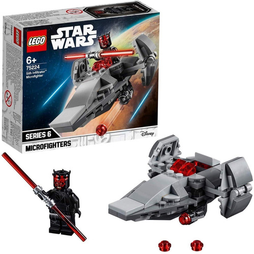 lego ® star wars - microfighter sith infiltrator