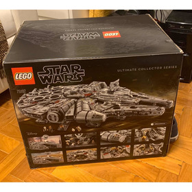 Lego Star Wars Millennium Falcon Ultimate Novo