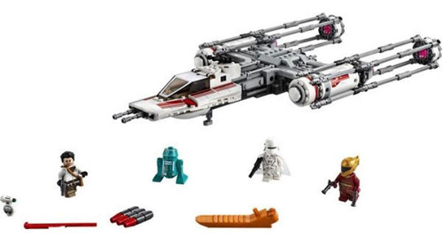 lego star wars nave resistance ywing starfighter 75249