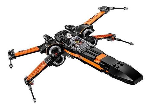 lego star wars poe's x-wing fighter - bodegaamerican
