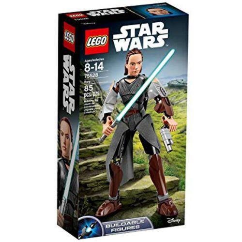 lego star wars rey 85 piezas - 75528