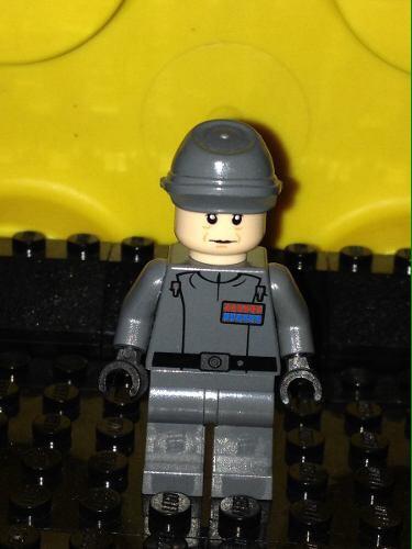Lego Star Wars Sw376 Admiral Firmus Piett De Set 10221 66000 En