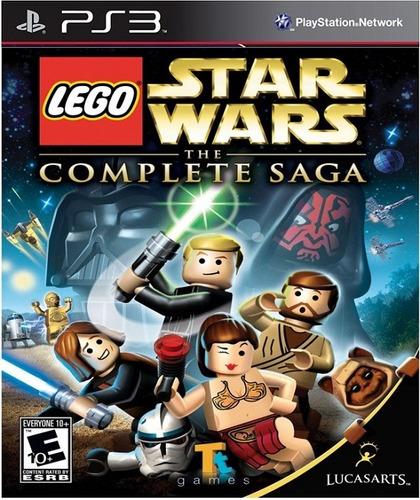lego star wars the complete saga ps3 original play 3 digital