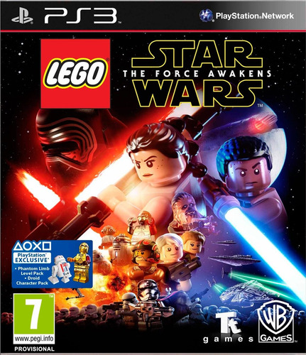 lego star wars the force awakens digital ps3
