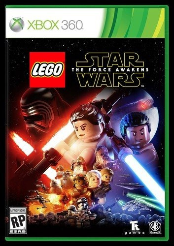 lego star wars: the force awakens - edicion estandar de xbox