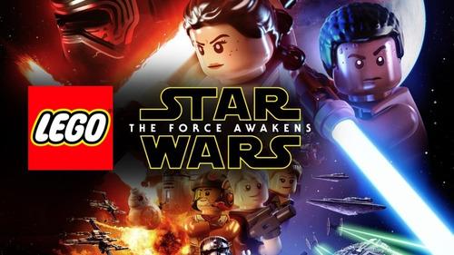 lego: star wars the force awakens pc + promo 3x2