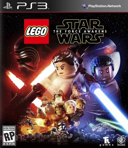 lego star wars: the force awakens, ps3 digital