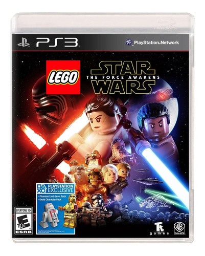 lego star wars: the force awakens (ps3) - prophone