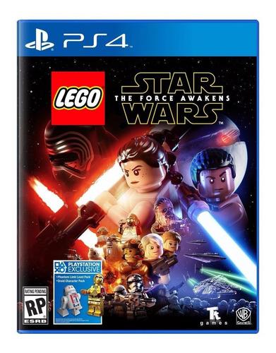 lego star wars the force awakens ps4 nuevo fisico en palermo