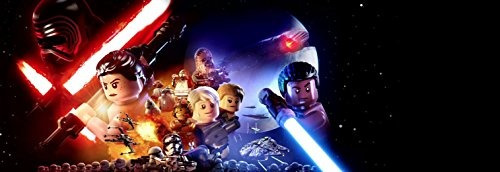 lego star wars the force awakens wii u standard edition