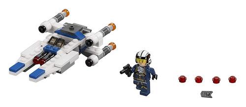 lego star wars u-wing microfighter 75160 kit de construcción