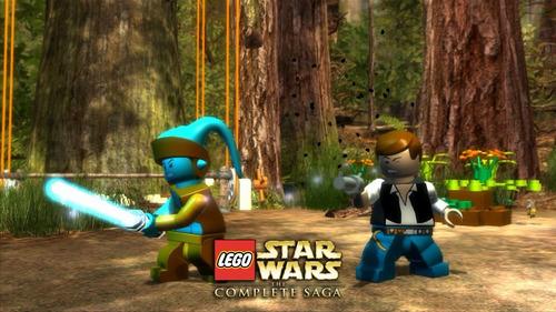 lego star wars xbox 360