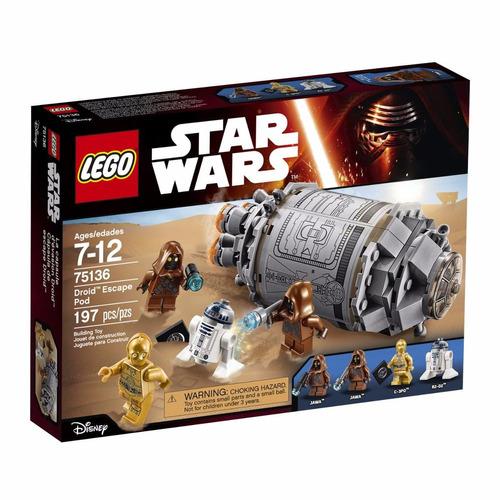 lego starwars: cápsula de escape droid