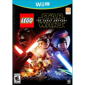 Lego Starwars The Force Awakens Para Nintendo Wii U Nuevo