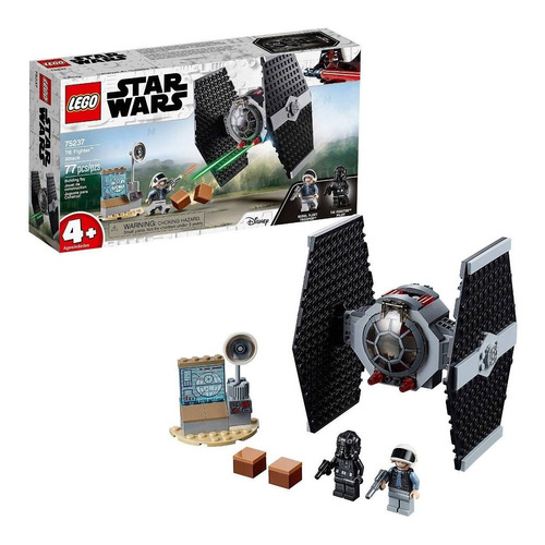 lego starwars tie fighter attack
