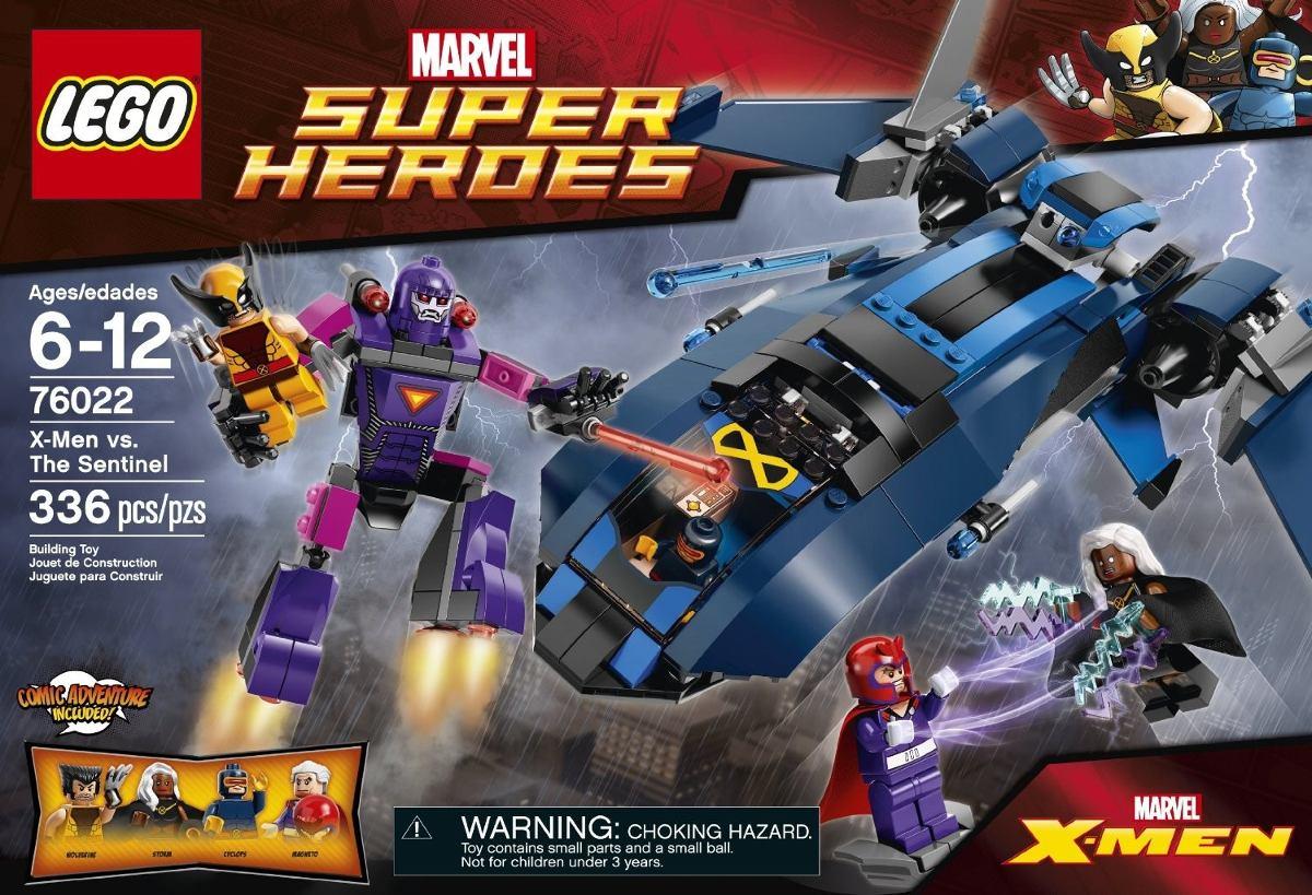 Lego Spiderman Malvorlagen Star Wars 1 Lego Spiderman: Lego Super Heroes X-men Vs The Sentinal Modelo 76022