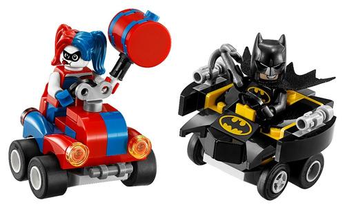 lego® super heroes - batman vs. harley quinn (76092)