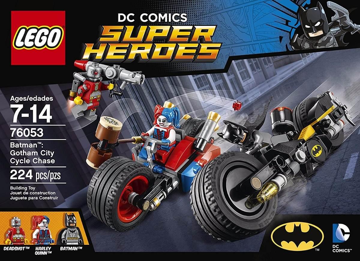 Heroes Gotica Cycle Lego Ciudad 76053 Chase Super tQrsChd