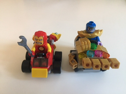 lego super heroes: iron man vs. thanos #76072