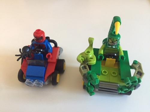 lego super heroes: spider-man vs. scorpion #76071