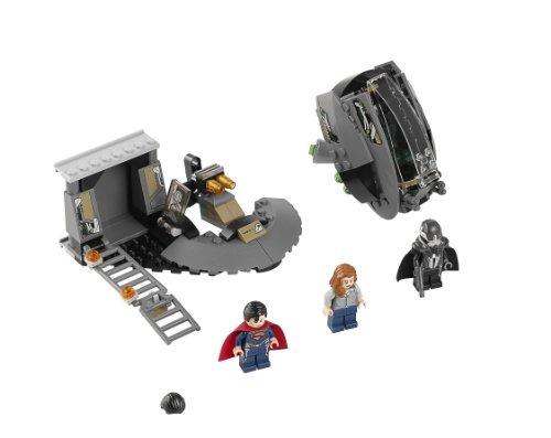 lego super heroes superman þ: black zero escape 76009