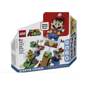 Lego Super Mario Adventures With Mario Entrega Inmediata !!
