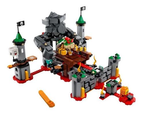 lego super mario batalha no castelo do bowse -expansao