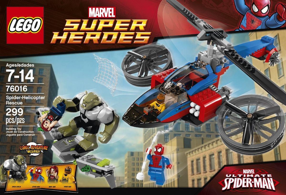 Lego Spiderman Malvorlagen Star Wars 1 Lego Spiderman: Lego Superheroes 76016 Spider