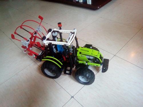 lego technic 8284 tractor/dune buggy