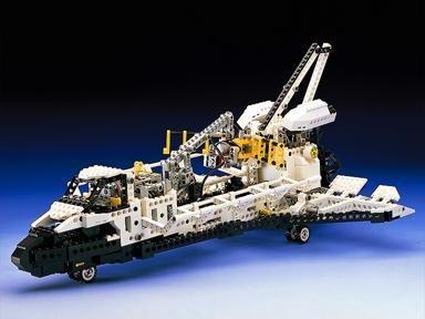 lego technic 8480 nave espacial 1368 peças - usado