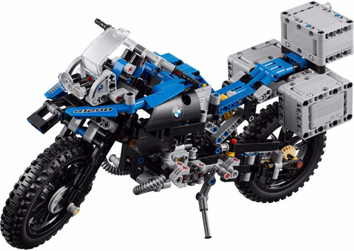 lego technic - bmw r 1200 gs adventure 42063