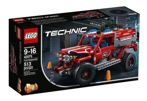 lego technic first responder